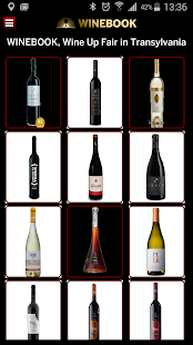 WINEBOOK- screenshot thumbnail