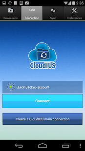 CloudIUS- screenshot thumbnail