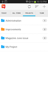 Hitask - Team Task Management screenshot 3