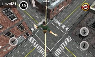 Screenshot of TightRope Walker 3D