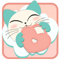 T-LOVELY CAT GO LOCKER THEME icon