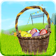 Easter Meadows Free Wallpaper