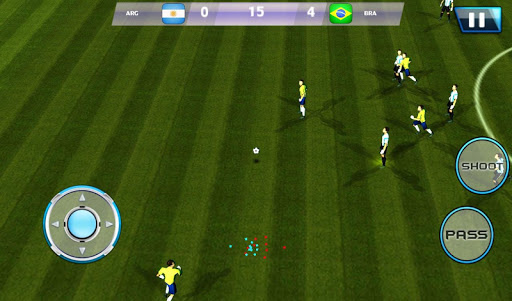 Soccer Hero! Football scores 2.4 screenshots 15