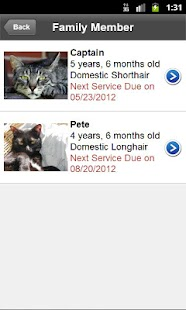 PetSites- screenshot thumbnail