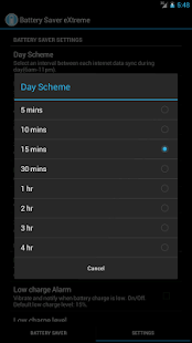 Battery Saver eXtreme- screenshot thumbnail