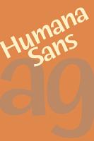 Screenshot of Humana Sans ITC FlipFont