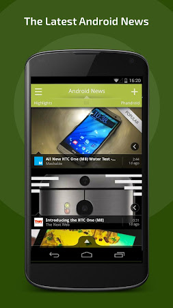 Tech News for Android Devices 1.1.2 screenshot 159840