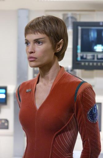 Star Trek Girls 100+
