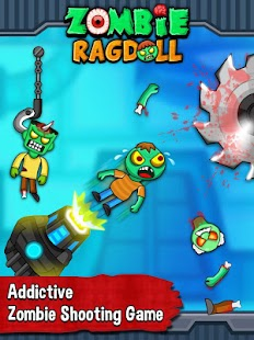 Zombie Ragdoll - screenshot thumbnail