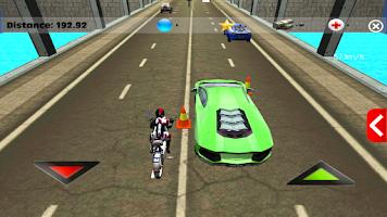 Screenshot of Racing Bike Free