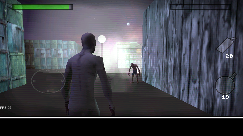 Zombie Boy ★ HORROR ★ - screenshot