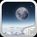(FREE) Moon Watcher ADW Theme icon