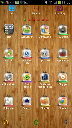 【免費個人化App】Bell Jars Theme-APP點子