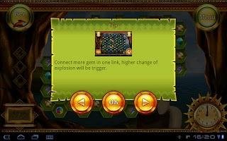 Screenshot of Raraku Jewels HD (for Tablet)