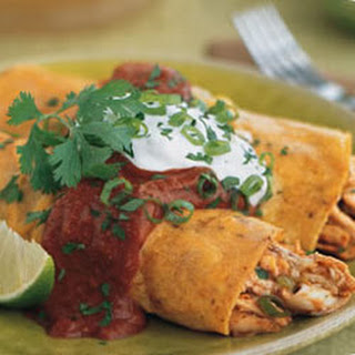 CRISCO® Chicken Enchiladas