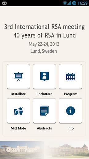 RSA 40 years