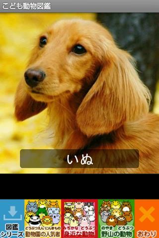 Animal book(for infants) 1.9.4 Windows u7528 5