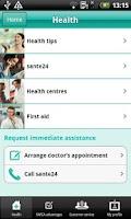 Screenshot of Health & Medicine
