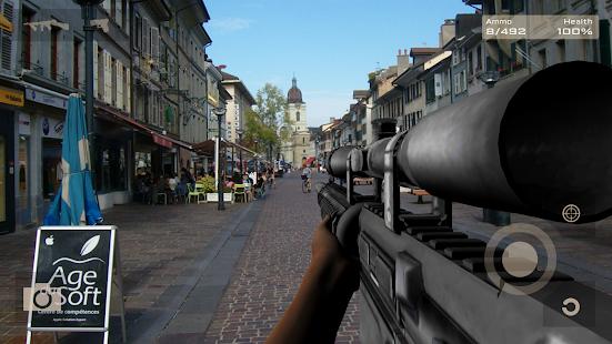 Sniper Camera Gun 3D 2.5 APK