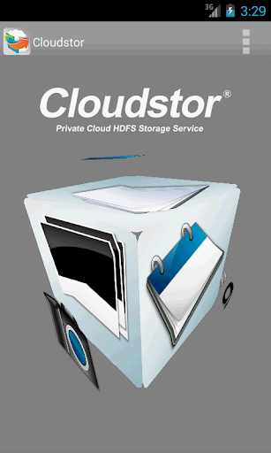 Cloudstor for Android 2.05 Windows u7528 1