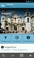 Screenshot of Cuba Travel Guide by Triposo