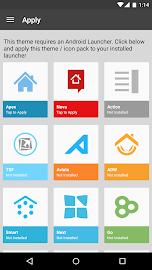 PushOn - Icon Pack Screenshot 2