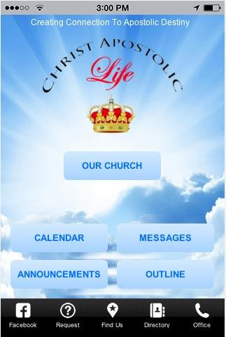 Christ Apostolic Life Church