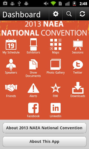 2013 NAEA National Convention
