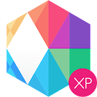 Colourform XP (for HD Widgets) icon