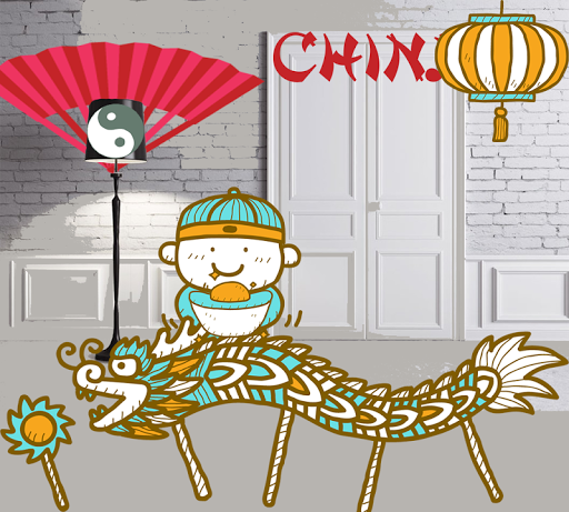 【免費攝影App】中国贴纸相机-APP點子