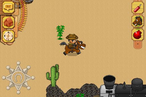 GraalOnline Ol'West 1.8 APK MOD screenshots 2