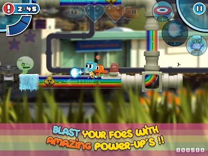 Gumball Rainbow Ruckus - screenshot