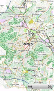 Stuttgart Offline City Map - screenshot thumbnail