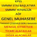 KPSS SMMM GENEL MUHASEBE APK2 icon