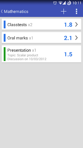School Marks Pro