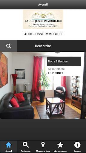 Laure Josse Agence Immobilière