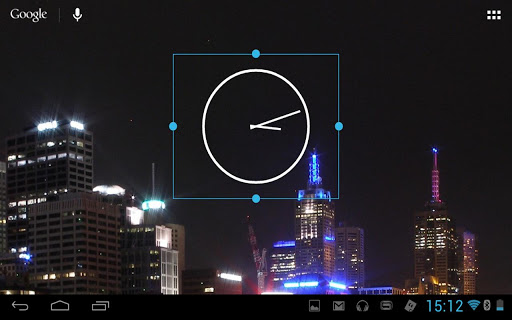 玩個人化App|Jelly Bean 4.2 Analog Clock免費|APP試玩