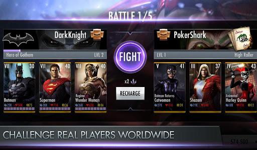 Injustice: Gods Among Us 2.21 screenshots 5