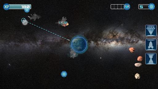 【免費街機App】Blue Marble Defense-APP點子