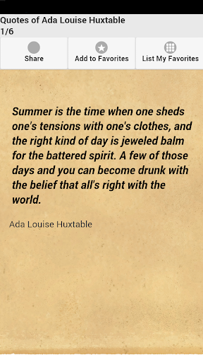 Quotes of Ada Louise Huxtable