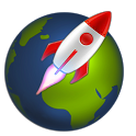 Internet Network Speed Booster icon