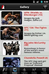 MMA Underground - screenshot thumbnail