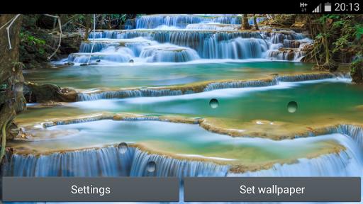 瀑布動畫壁紙|玩個人化App免費|玩APPs