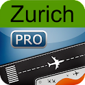 Zurich Airport +Flight Tracker icon