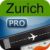 Zurich Airport +Flight Tracker