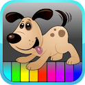 Kids Animal Piano Pro icon