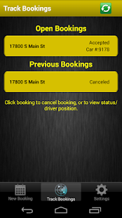 EzTaxi Los Angeles County- screenshot thumbnail