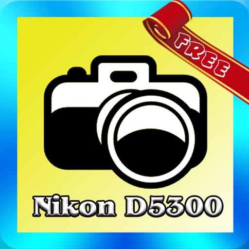 D5300 Tutorial 攝影 App LOGO-APP開箱王