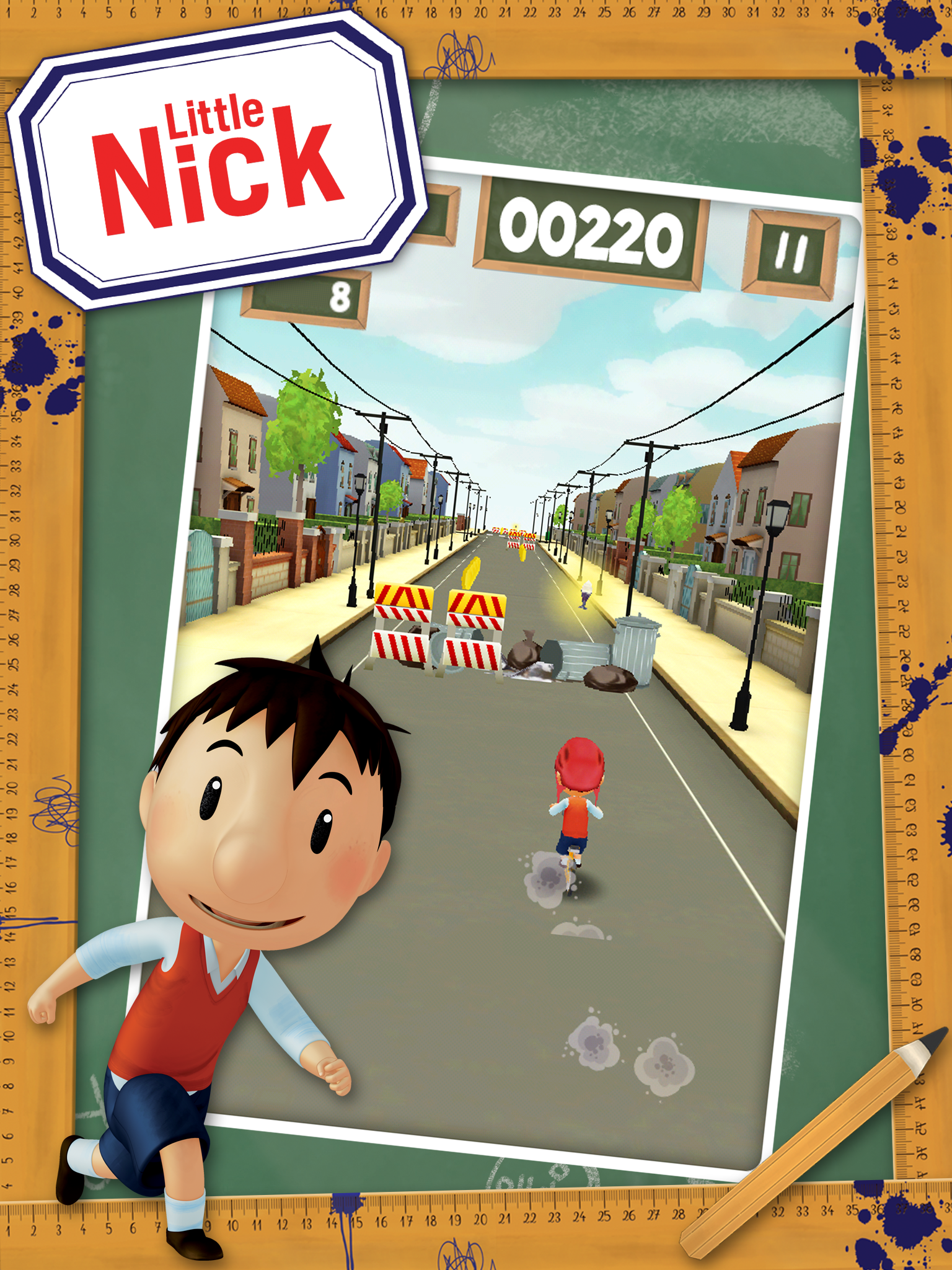 Little Nick: The Great Escape screenshot #2