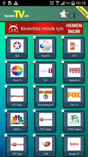 Benim TV Canlı İzle